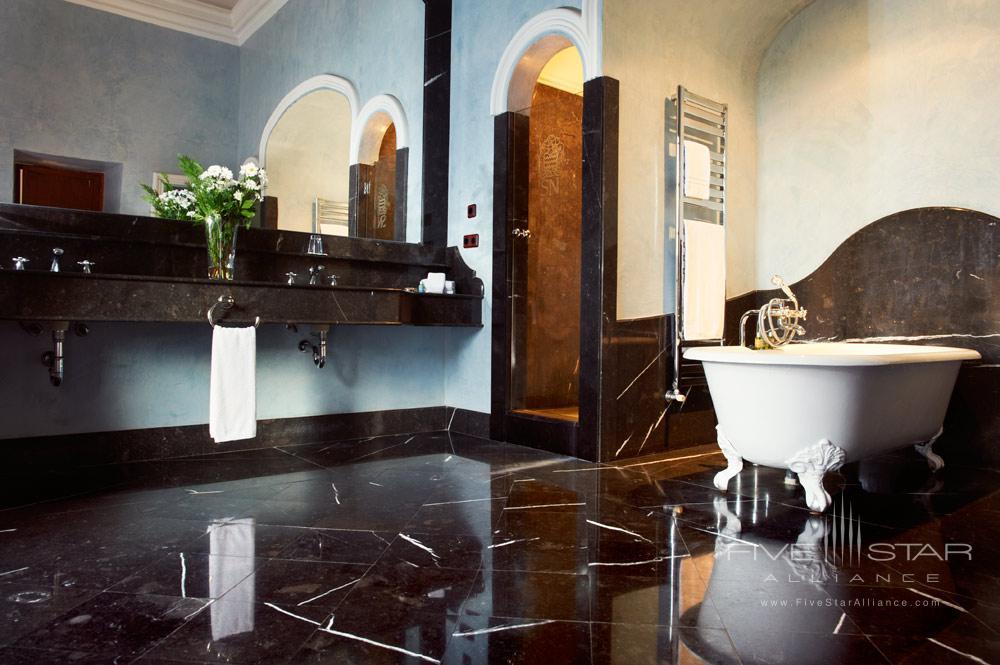 Bath at Gran Hotel Son Net MallorcaSpain