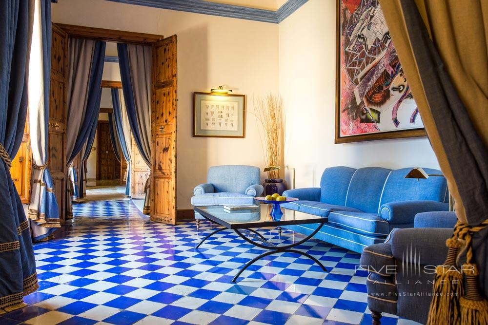 Hallway at Gran Hotel Son Net Mallorca, Spain