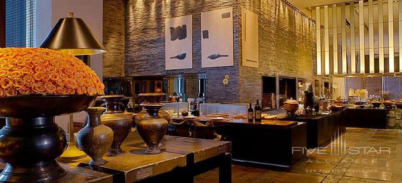 Dining Room At The SetaiMiamiFL