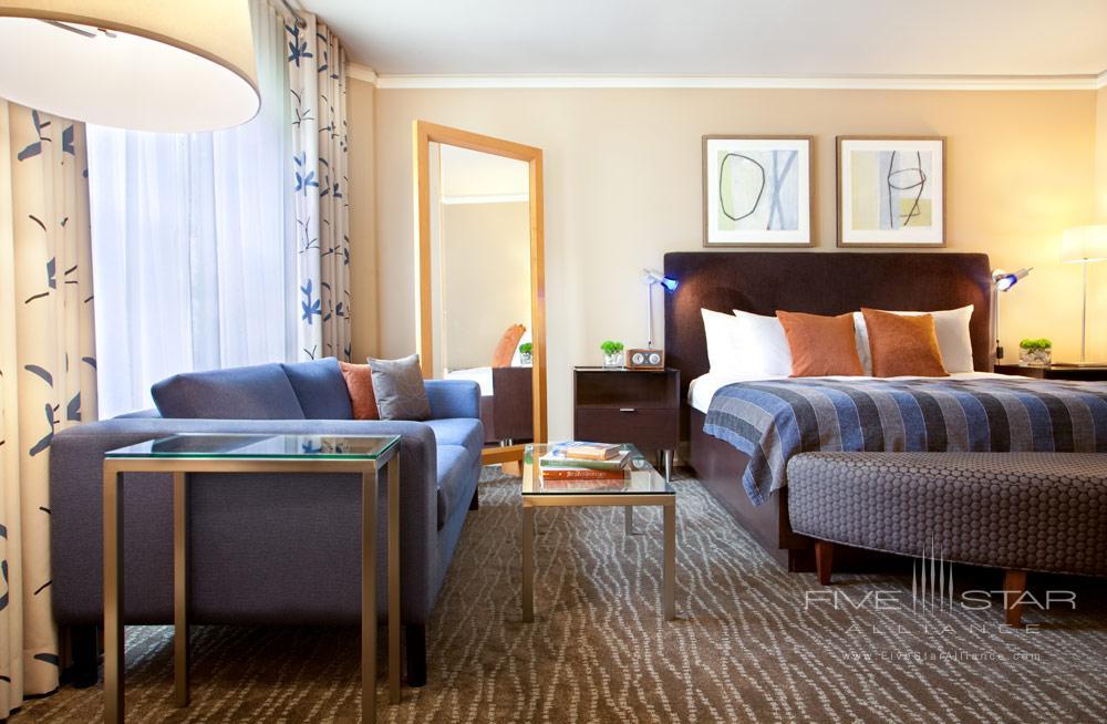 Superior Room at Hotel Andra, Seattle, WA