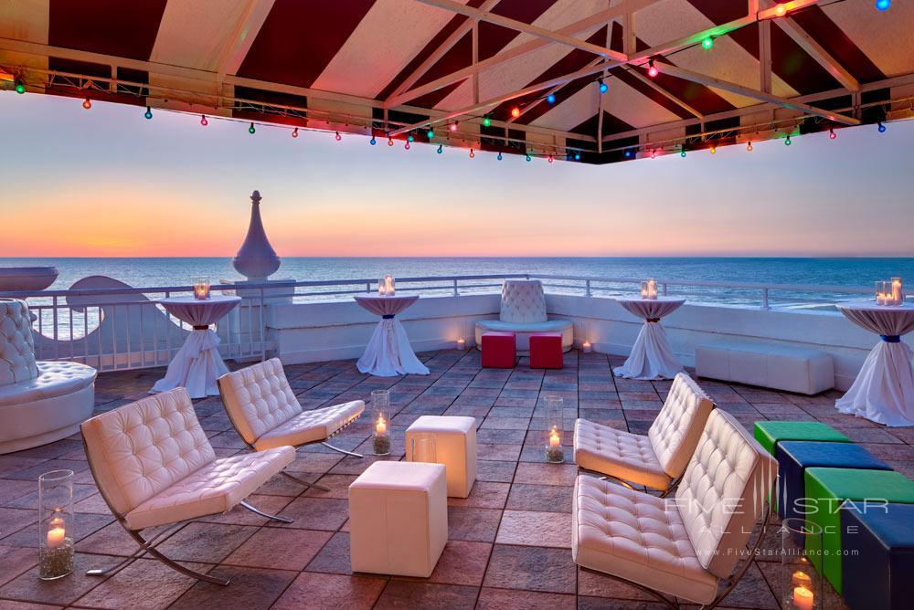 Terrace Lounge at Loews Don CeSar HotelFL