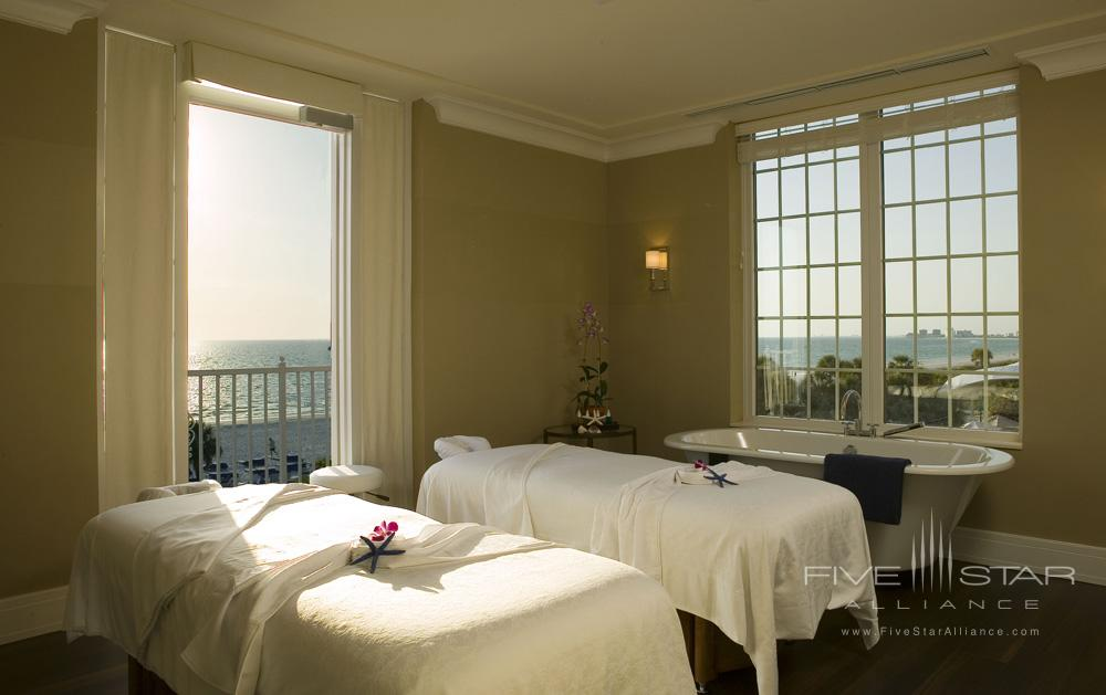 Couples Massage at Loews Don CeSar HotelFL