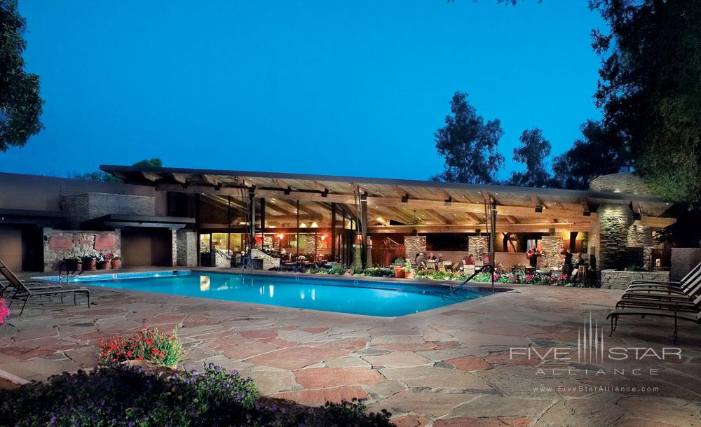 Double U Cafe at Canyon Ranch TucsonAZ