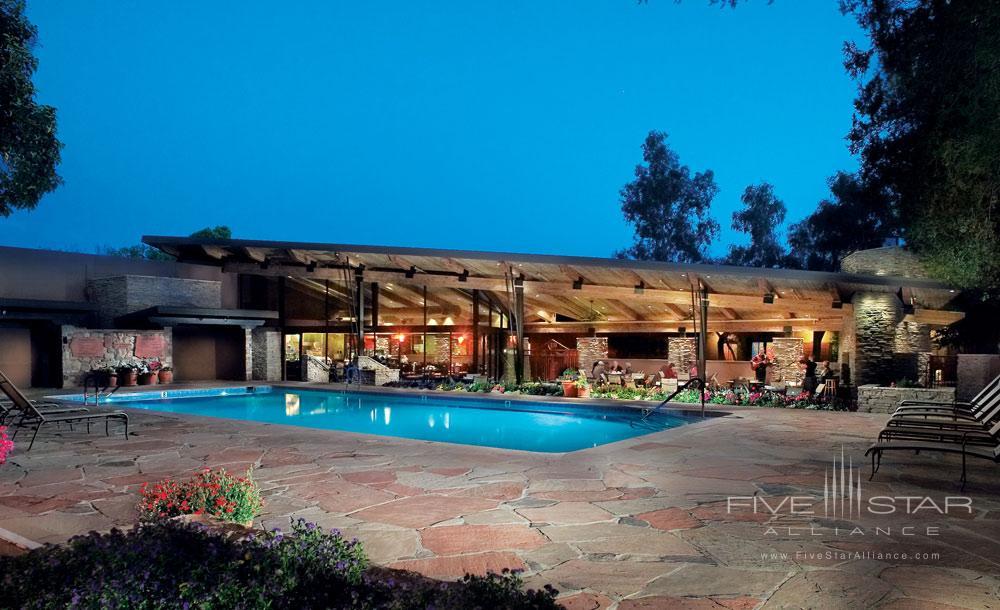 Double U Cafe at Canyon Ranch Tucson, AZ
