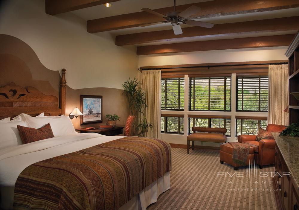 Guest Room at Canyon Ranch Tucson