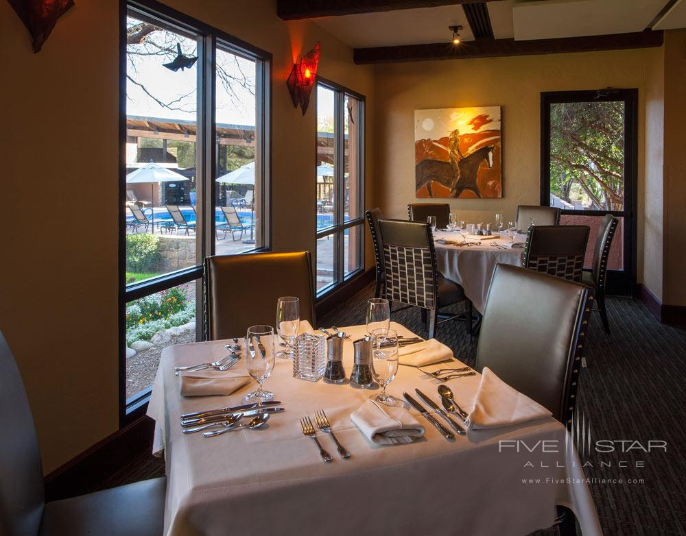 Club House Dining at Canyon Ranch Tucson