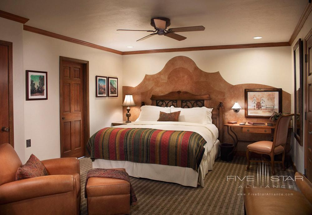 Deluxe Guest Room at Canyon Ranch Tucson