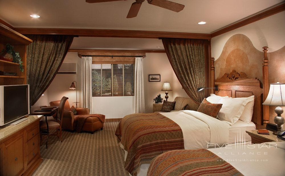 Executive Guest Room at Canyon Ranch Tucson