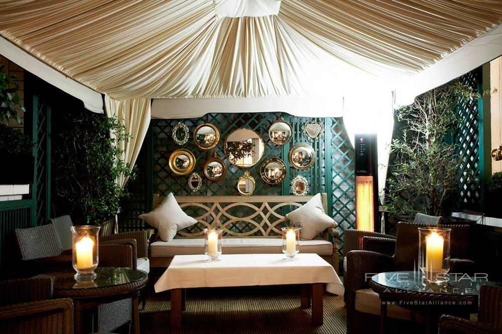 Cognac Cigar Lounge at Dukes HotelLondonUK