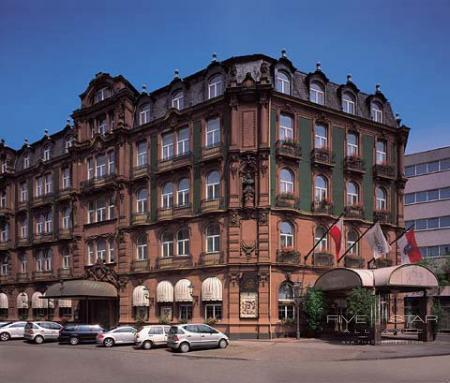 Le Meridien Parkhotel Frankfurt