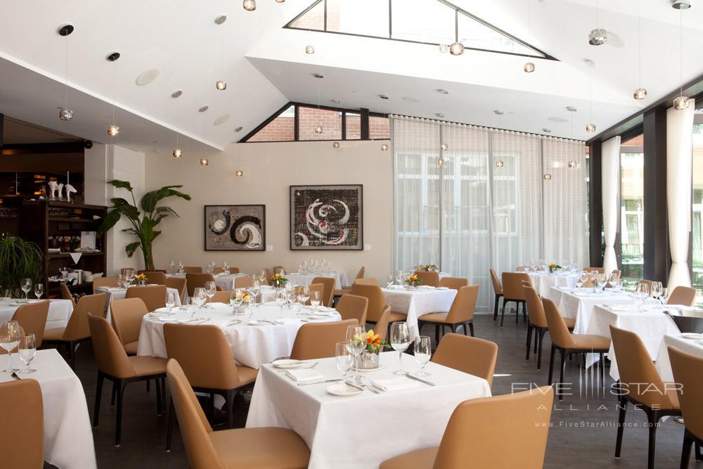 Sinclair Restaurant at Le Saint Sulpice Hotel Montreal