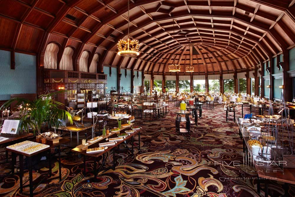 The Crown Room at the Hotel del Coronado