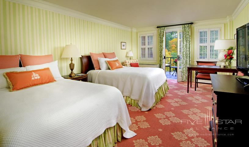 The Homestead Guest Room