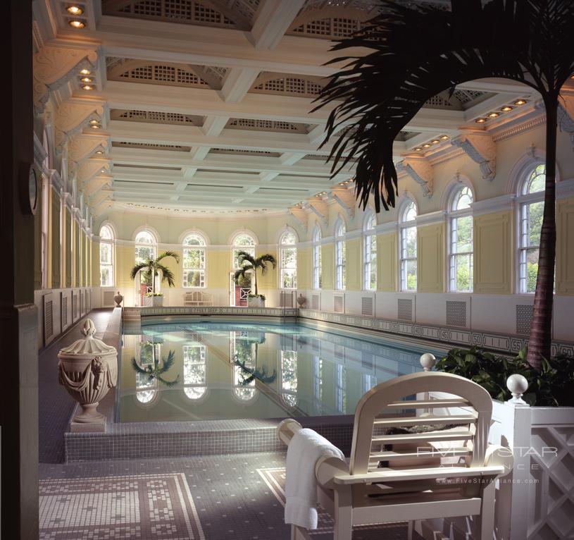 The Homestead Indoor Pool