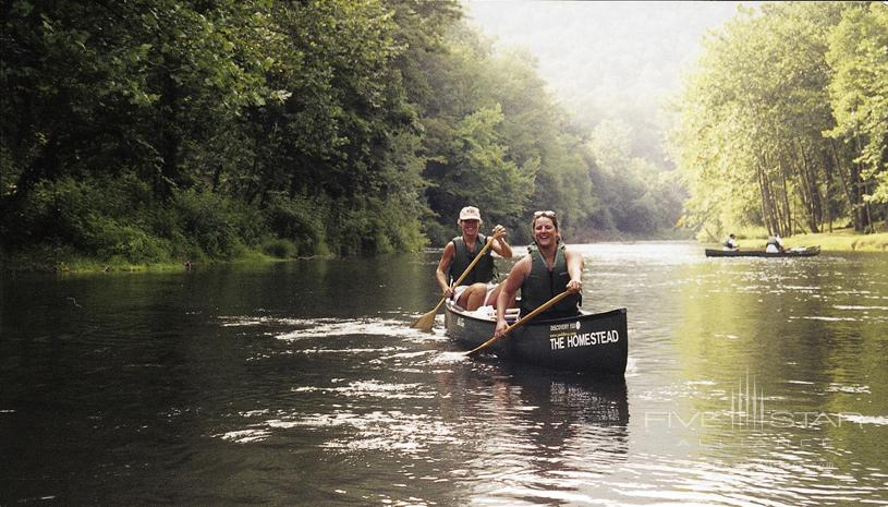The Homestead Canoeing