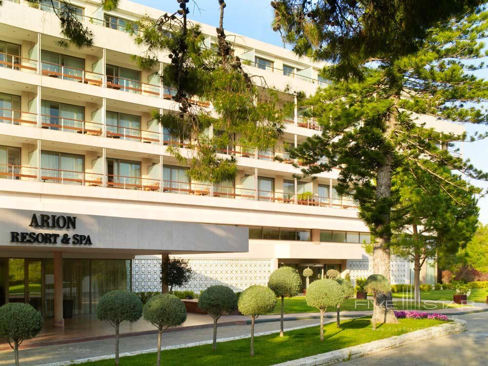 Arion Resort and Spa Exterior viewAthensGreece