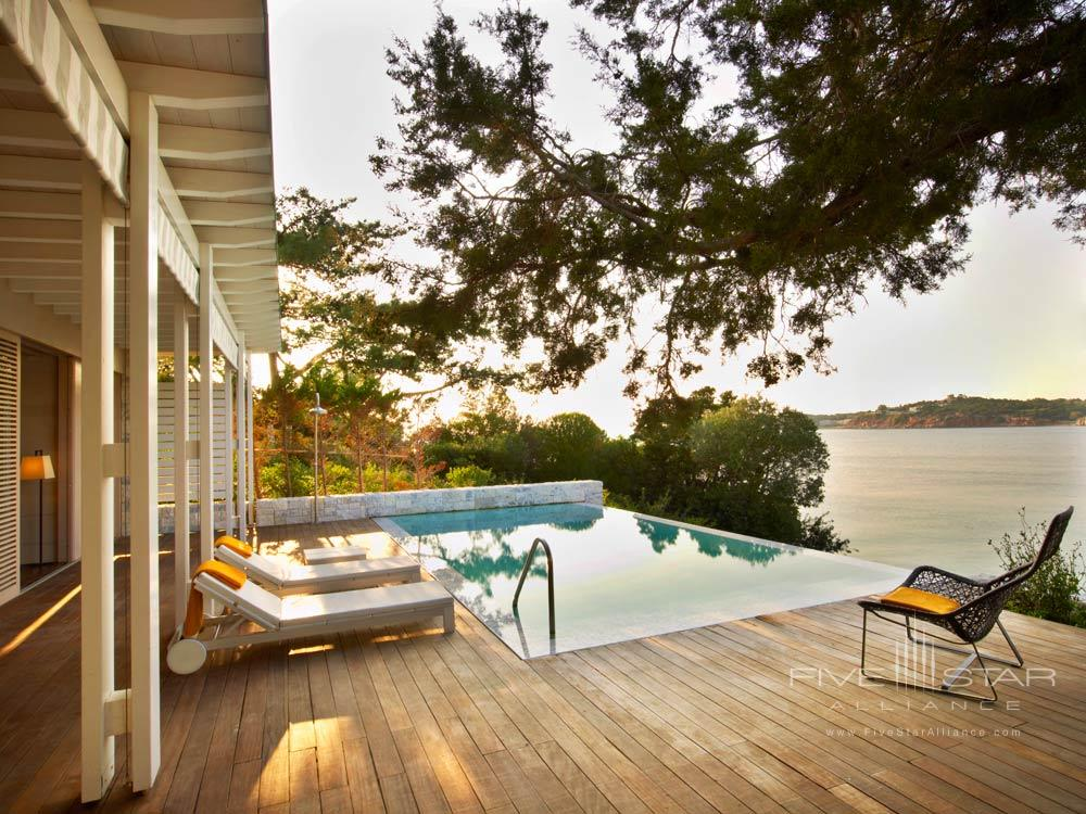 Arion Resort and Spa villa with private poolAthensGreece