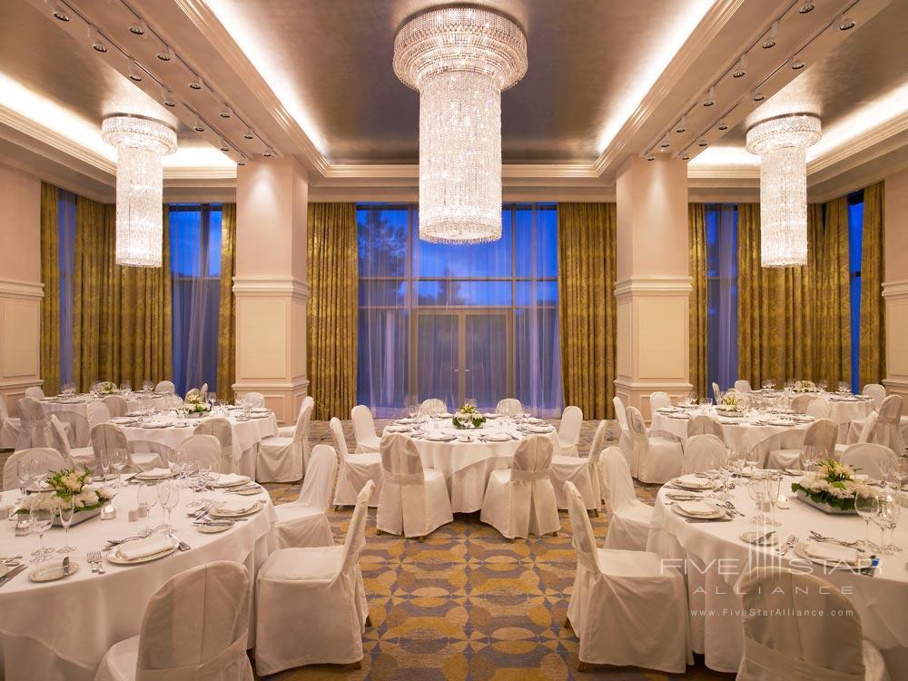 Arion Resort and Spa banquet hallAthensGreece