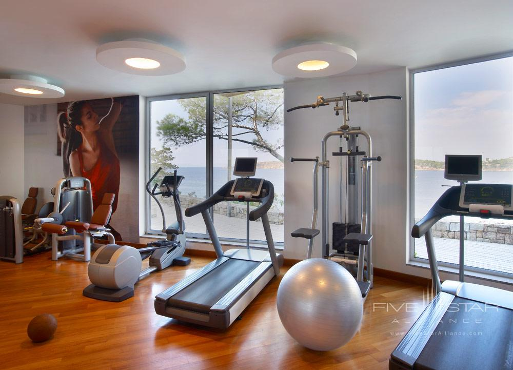 Arion Resort and Spa fitness centerAthensGreece