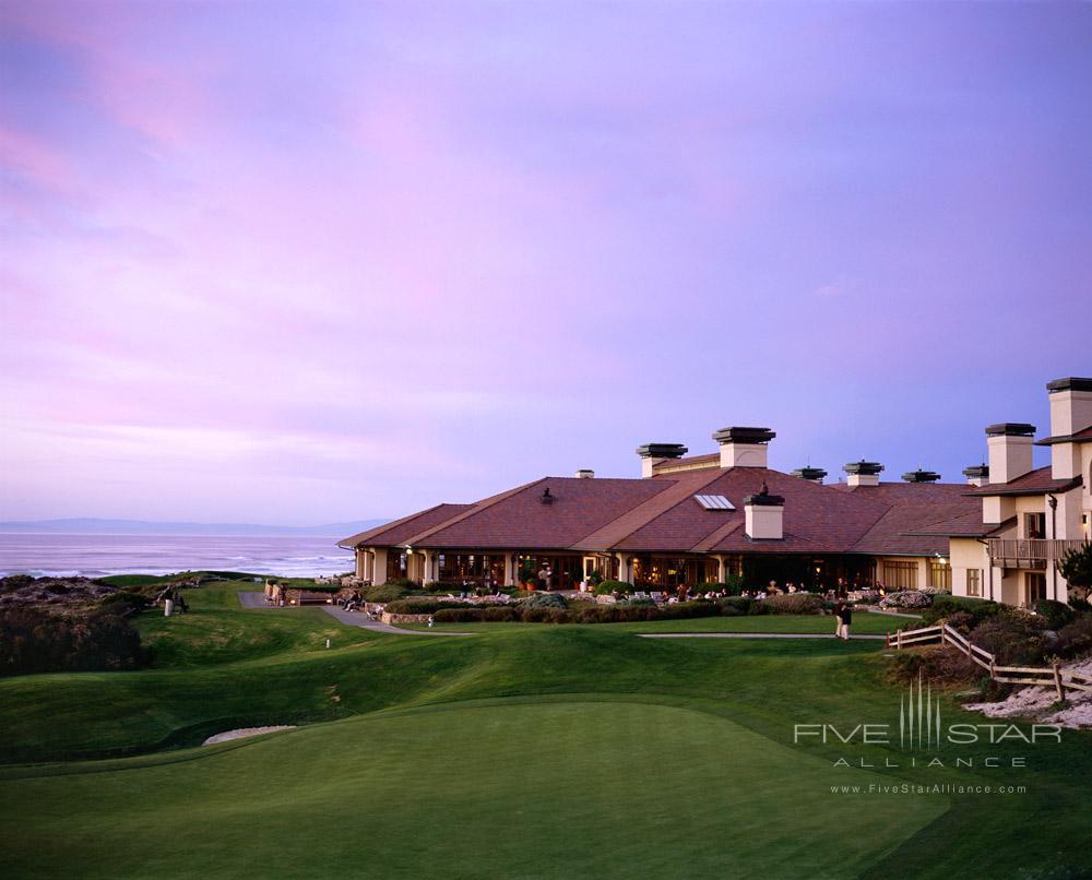 The Inn at Spanish BayPebble BeachCA