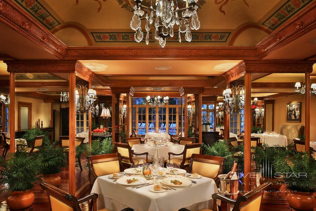 Palm D'Or Restaurant at The Biltmore Coral Gables