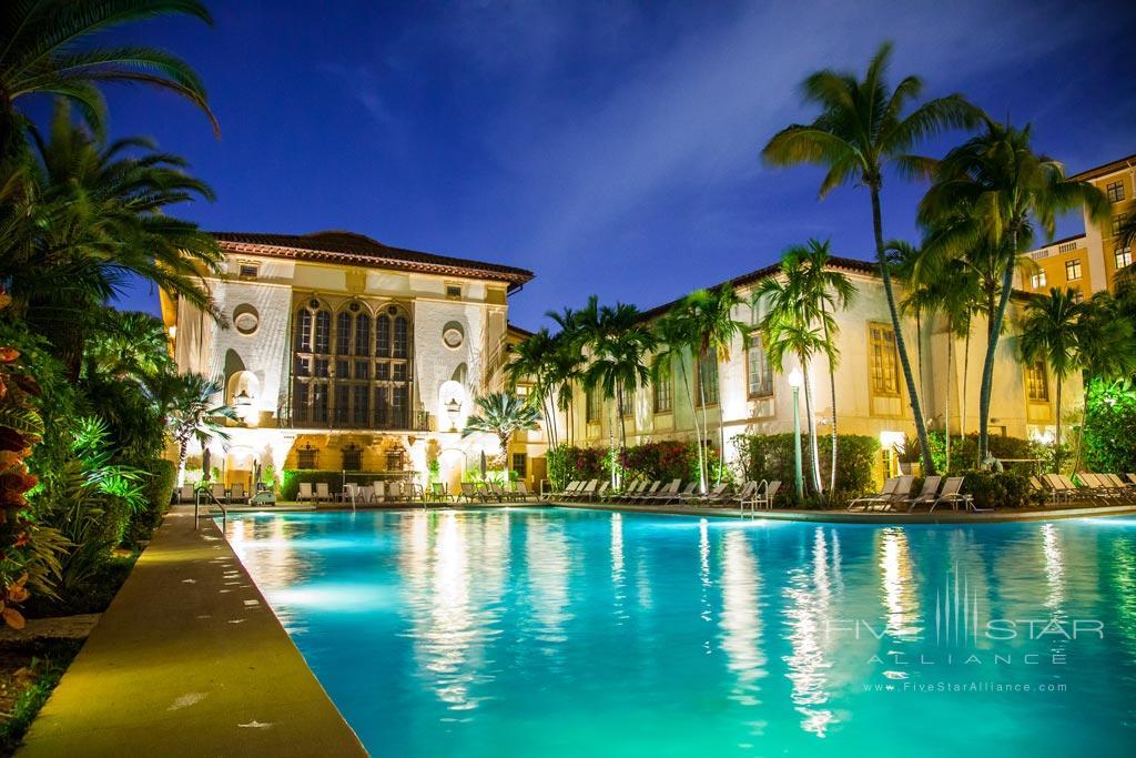 Pool Cabana at The Biltmore Hotel Coral GablesCoral GablesFL