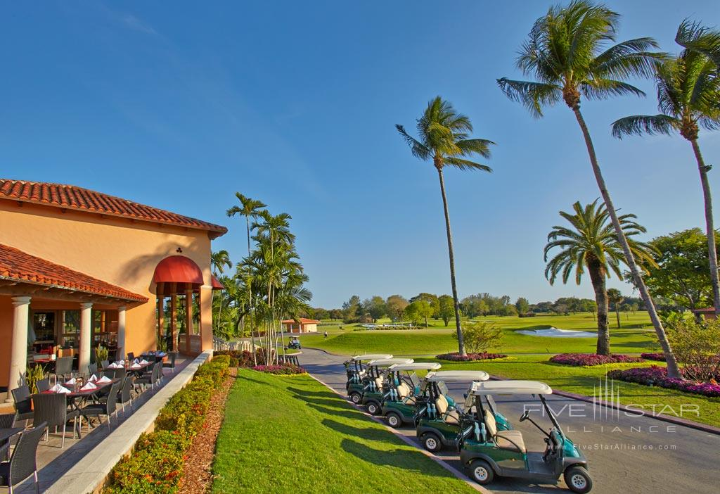 Golf Course at The Biltmore Coral Gables