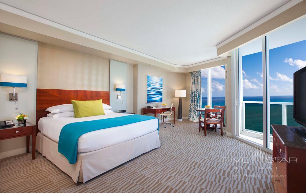 One Bed Suite at Trump International Beach Resort in Sunny Isles BeachFL