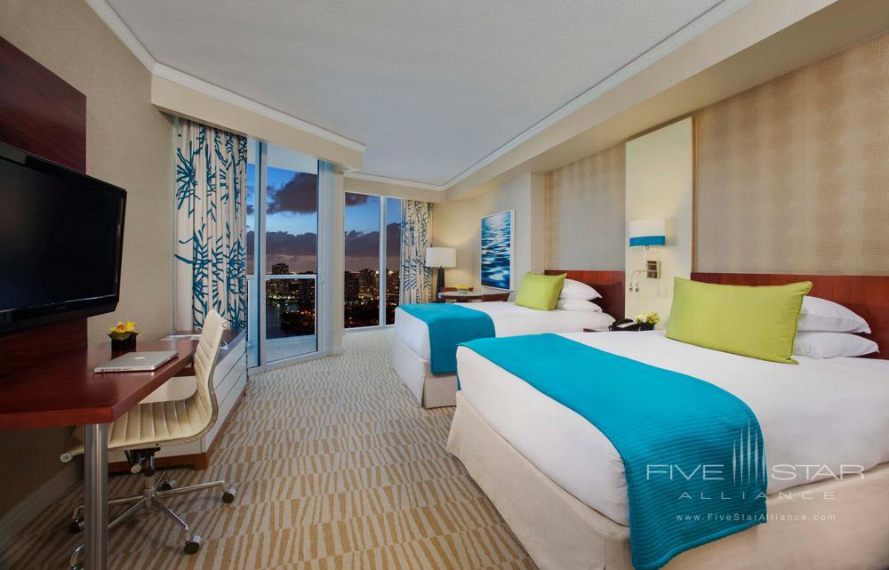 Deluxe Double Room at Trump International Beach Resort in Sunny Isles BeachFL