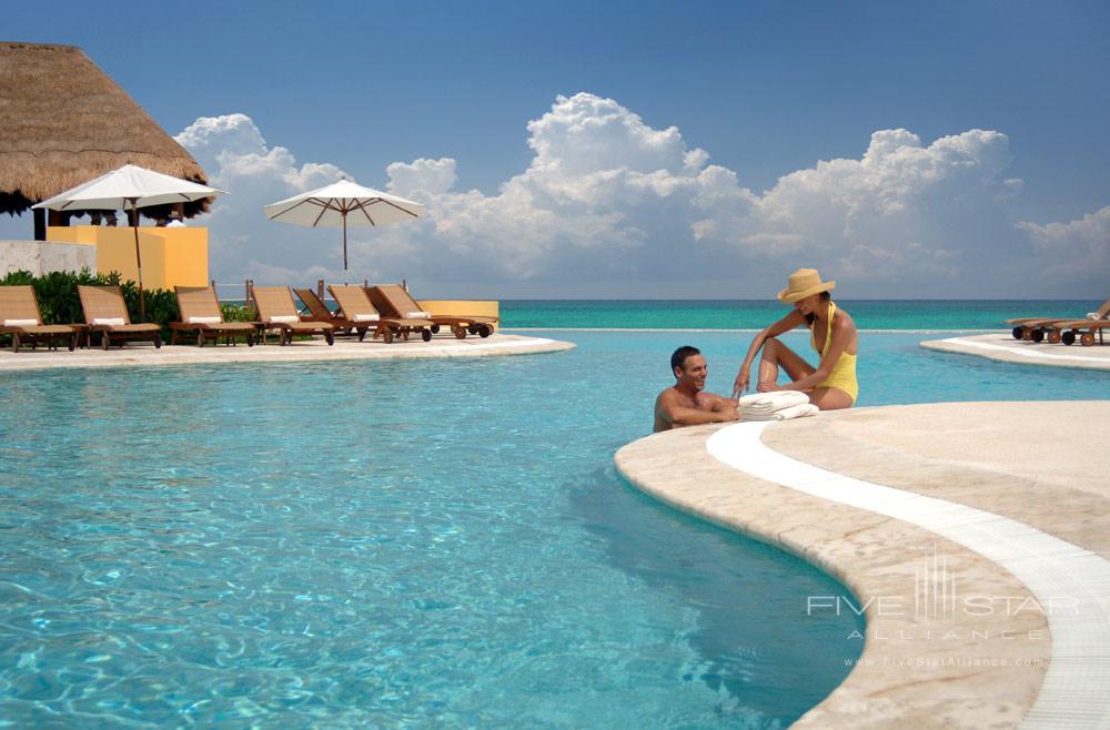 Outdoor Pool at The Fairmont Mayakoba in Playa del CarmenMexico