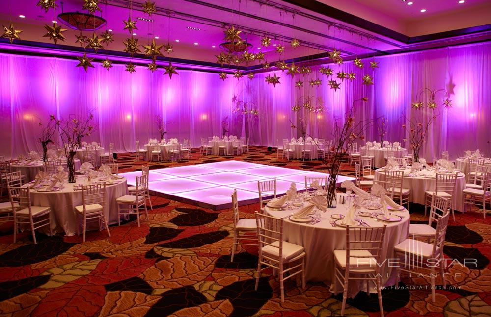 Banquet Venue at The Fairmont Mayakoba in Playa del CarmenMexico