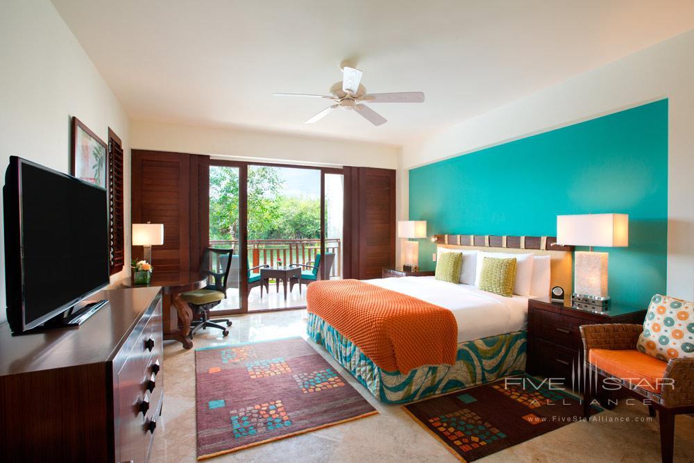 Guestroom at The Fairmont Mayakoba in Playa del CarmenMexico