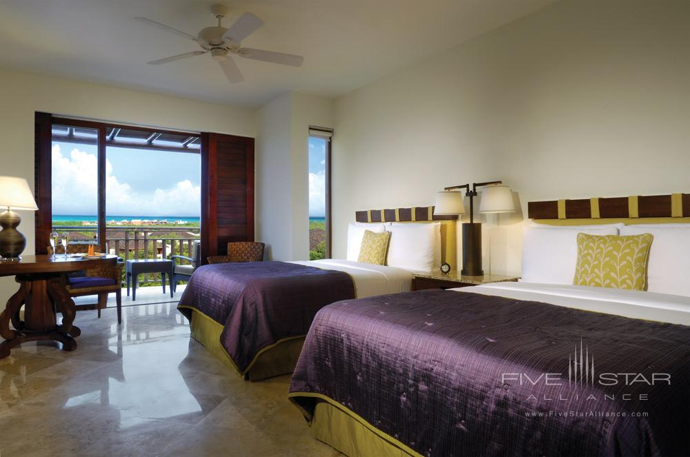 Double Guestroom at The Fairmont Mayakoba in Playa del CarmenMexico