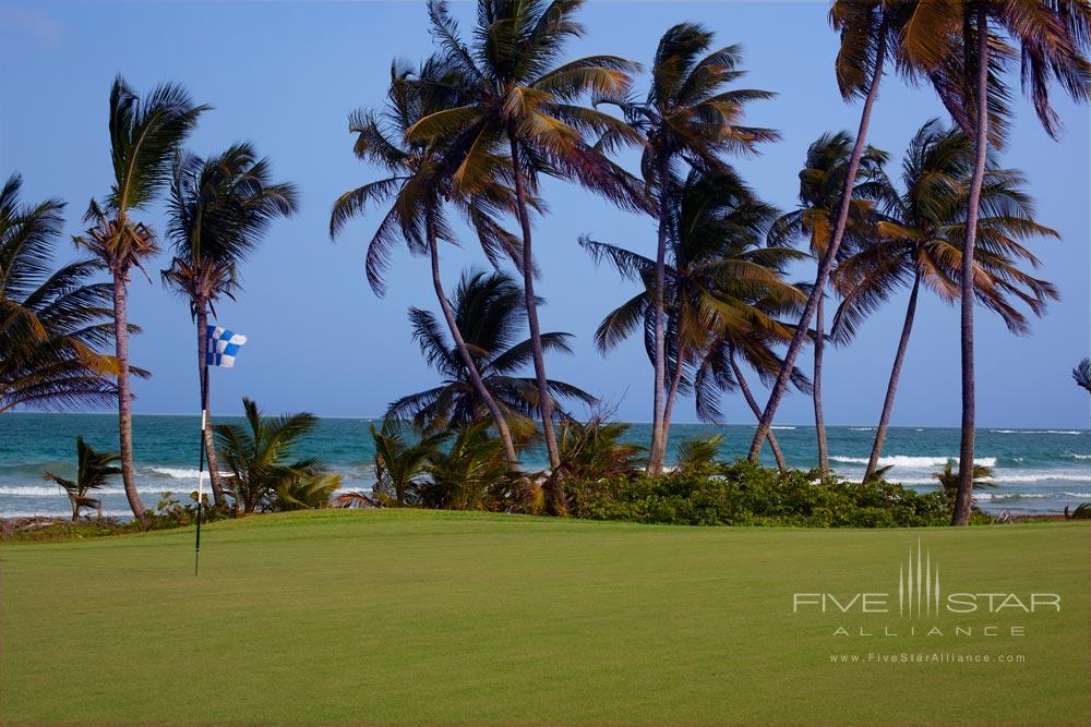 Golf Course at The Magdalena Grand Beach Resort LowlandsTobago