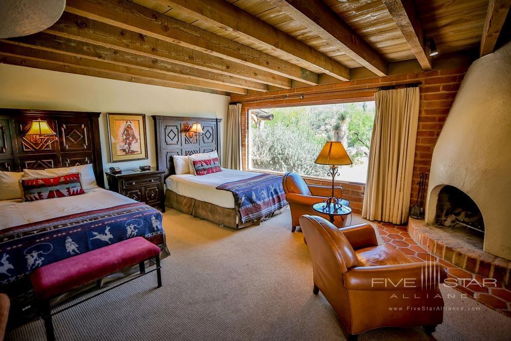Double Guestroom at Tanque Verde RanchAZ