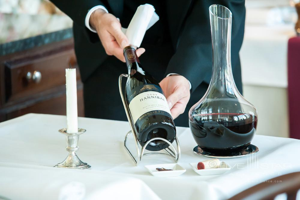 Wine Selections at Summer Lodge Country House Hotel and SpaDorsetUnited Kingdom