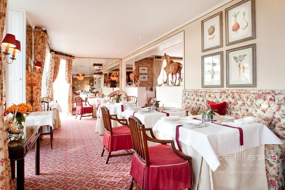 Dining at Summer Lodge Country House Hotel and SpaDorsetUnited Kingdom