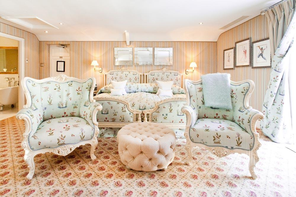 Principal Deluxe Room at Summer Lodge Country House Hotel and SpaDorsetUnited Kingdom