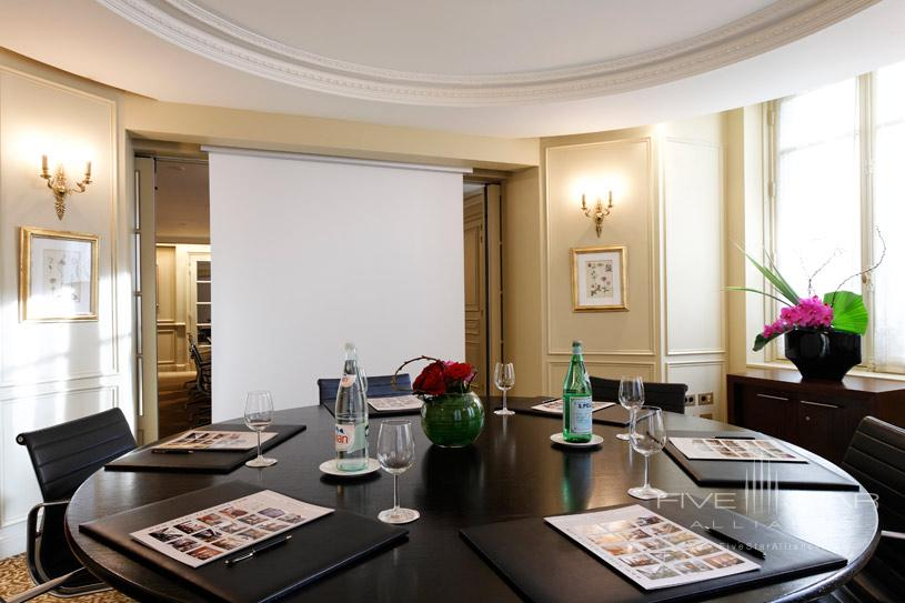 Meeting Room at La Tremoille