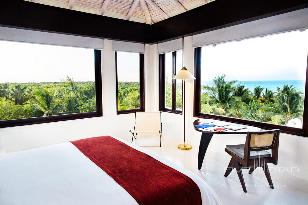 Master Suite with Views at EsenciaPlaya del CarmenQuinta RooMexico