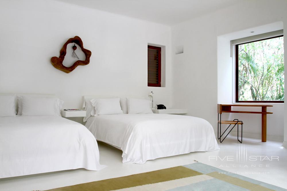 Garden Double Suite at EsenciaPlaya del CarmenQuinta RooMexico