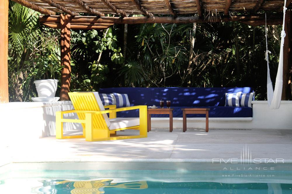 Pool Villa at EsenciaPlaya del CarmenQuinta RooMexico