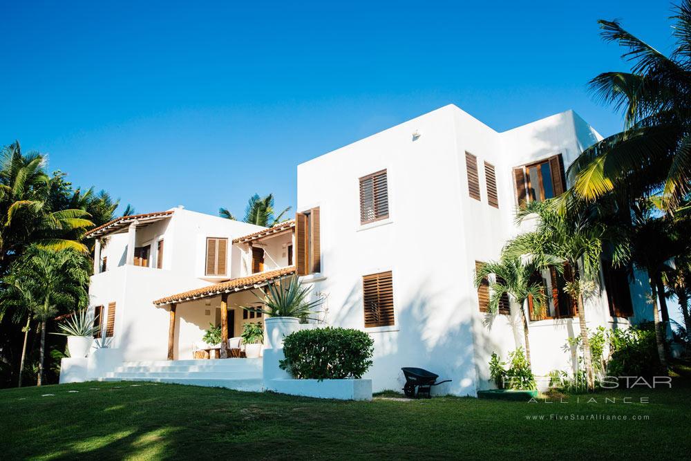 Private Villa Exteriors at EsenciaPlaya del CarmenQuinta RooMexico