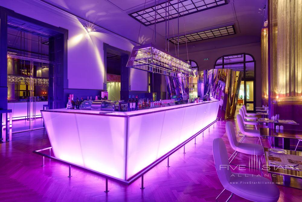 Bar at Boscolo PragueCzech Republic
