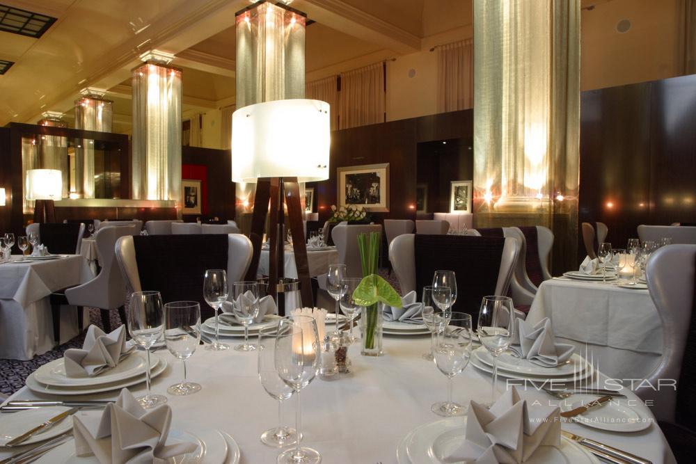 Dining at Carlo IV