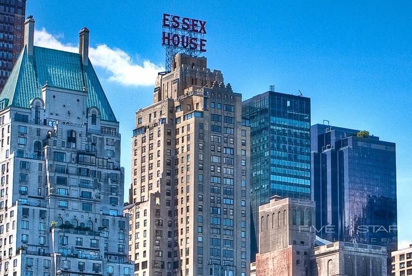 JW Marriott Essex House New York Exterior