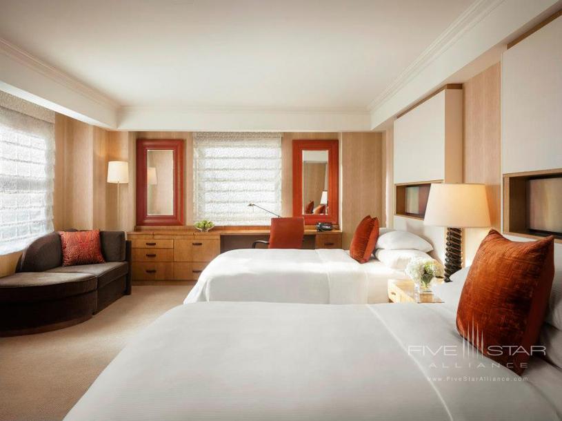 JW Marriott Essex House New York Guest Room
