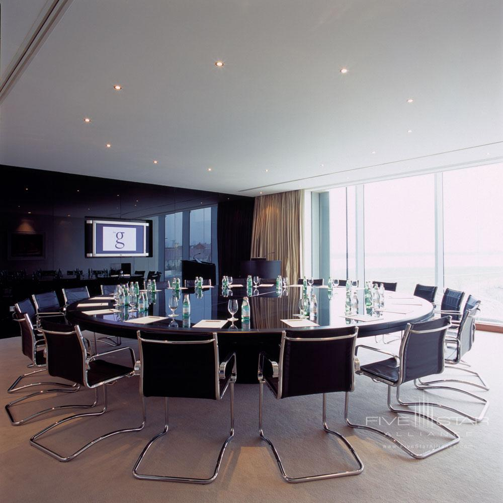 Boardroom at The g Hotel Galway