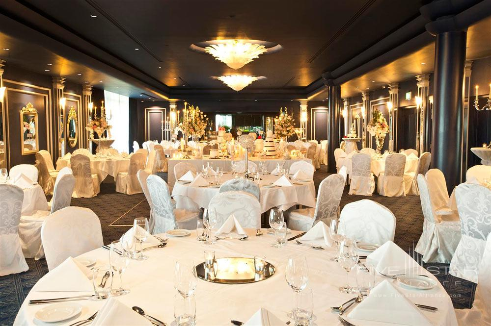 Events Venue Seats up to 200 Guestst at The g Hotel Galway