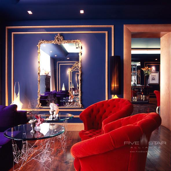 Gentlemans Lounge at The g Hotel Galway